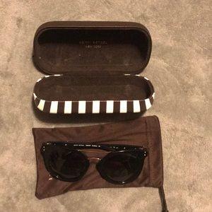 Henri Bendel Broadway Polarized Sunglasses